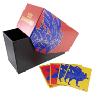 Pokemon - Empty Sword and Shield Zacian Elite Trainer Box w/ Dividers Thumb Nail