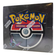 Pokemon - Team Rocket - First Edition Booster Box Thumb Nail
