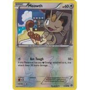 Meowth - 61/98 (Reverse Foil) Thumb Nail