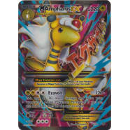 M Ampharos-EX (Full Art) - 88/98 Thumb Nail