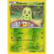 Chikorita - 1/122 (Reverse Foil) Thumb Nail