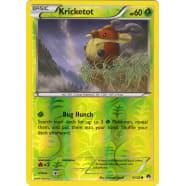 Kricketot - 5/122 (Reverse Foil) Thumb Nail