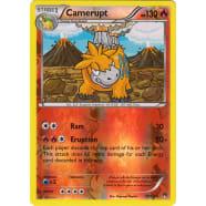Camerupt - 13/122 (Reverse Foil) Thumb Nail
