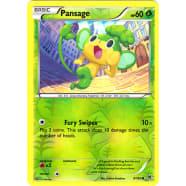 Pansage - 5/162 (Reverse Foil) Thumb Nail