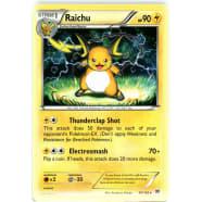 Raichu - 49/162 Thumb Nail