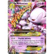 M Mewtwo-EX - 64/162 Thumb Nail