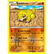 Sandshrew - 75/162 (Reverse Foil) Thumb Nail