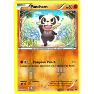Pancham - 86/162 (Reverse Foil) Thumb Nail