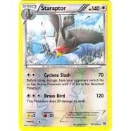 Staraptor - 127/162 (Reverse Foil) Thumb Nail
