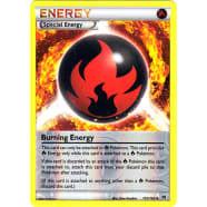 Burning Energy - 151/162 (Reverse Foil) Thumb Nail