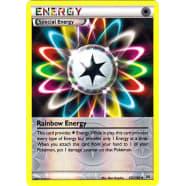 Rainbow Energy - 152/162 (Reverse Foil) Thumb Nail