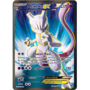 Mewtwo-EX (Full Art) - 157/162 Thumb Nail