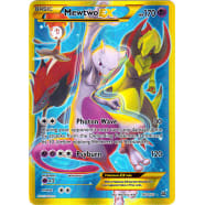 Mewtwo-EX (Secret Rare) - 163/162 Thumb Nail