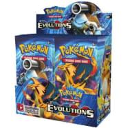 Pokemon - XY Evolutions Booster Box Thumb Nail