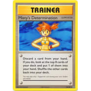 Misty's Determination - 80/108  Thumb Nail