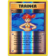 Misty's Determination - 80/108 (Reverse Foil) Thumb Nail