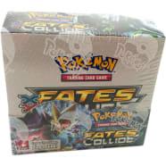 Pokemon - XY Fates Collide Booster Box Thumb Nail