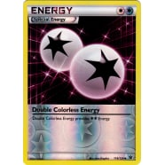 Double Colorless Energy - 114/124 (Reverse Foil) Thumb Nail