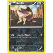 Sandile - 56/106 (Reverse Foil) Thumb Nail