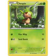Chespin - 3/39 - NON HOLO Thumb Nail