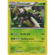Chesnaught - 5/39 - HOLO Thumb Nail