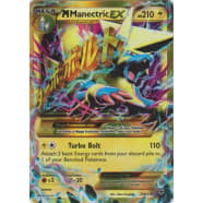 M Manectric-EX (Secret Rare) - 120/119 Thumb Nail