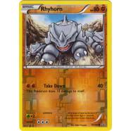 Rhyhorn - 74/160 (Reverse Foil) Thumb Nail