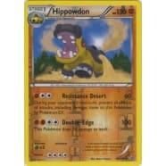 Hippowdon - 88/160 (Reverse Foil) Thumb Nail
