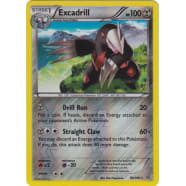 Excadrill - 96/160 (Reverse Foil) Thumb Nail