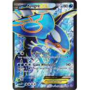 Kyogre-EX (Full Art) - 148/160 Thumb Nail