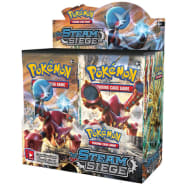 Pokemon - XY Steam Siege Booster Box Thumb Nail