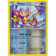 Aipom - 90/114 (Reverse Foil) Thumb Nail