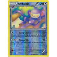 Ambipom - 91/114 (Reverse Foil) Thumb Nail