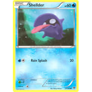 Shellder - 31/146 Thumb Nail
