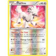 Furfrou - 114/146 (Reverse Foil) Thumb Nail