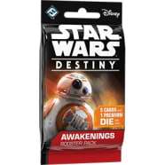 Star Wars Destiny: Awakenings Booster Pack Thumb Nail