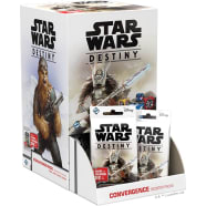 Star Wars Destiny: Convergence Booster Display Thumb Nail