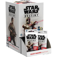 Star Wars Destiny: Covert Missions Booster Display Thumb Nail