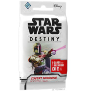 Star Wars Destiny: Covert Missions Booster Pack Thumb Nail