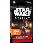 Star Wars Destiny: Empire At War Booster Pack Thumb Nail