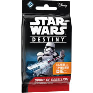 Star Wars Destiny: Spirit of Rebellion Booster Pack Thumb Nail