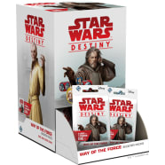 Star Wars Destiny: Way of the Force Booster Display Thumb Nail