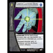 Green Lantern Ring Thumb Nail