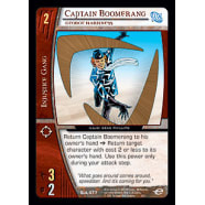 Captain Boomerang - George Harkness Thumb Nail