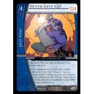Never Give Up! Thumb Nail