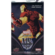 Marvel Universe Booster Pack Thumb Nail