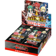 Cardfight!! Vanguard G - Absolute Judgment Booster Box Thumb Nail