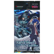 Cardfight!! Vanguard - Aerial Steed Liberation Booster Pack Thumb Nail