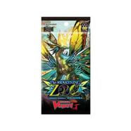Cardfight!! Vanguard G - Awakening Zoo Extra Booster Pack Thumb Nail