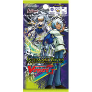 Cardfight!! Vanguard G - Commander of the Incessant Waves Clan Booster Pack Thumb Nail